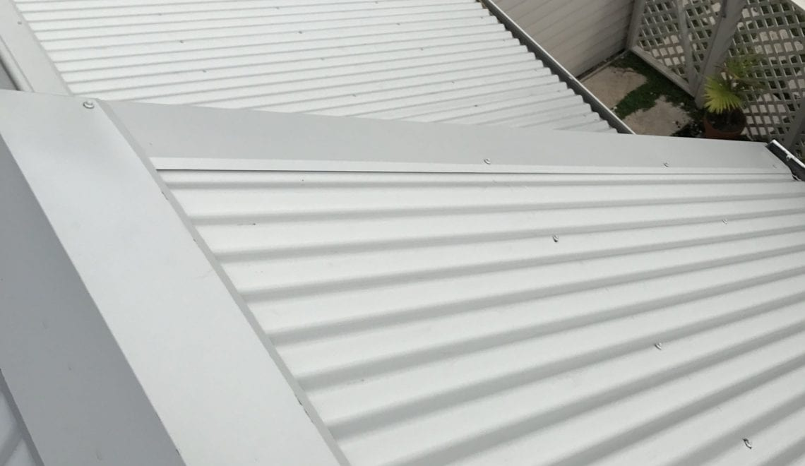 Colourbond Roofs